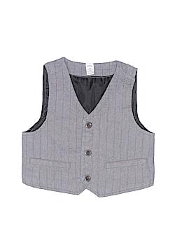 Macy's Tuxedo Vest Size 24 mo