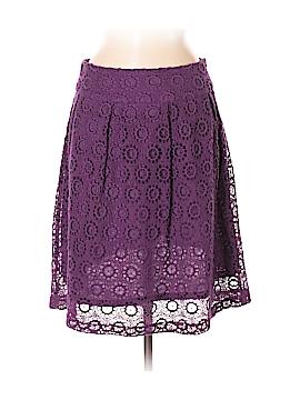 Garnet Hill Casual Skirt Size 6
