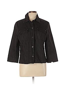 Evan Picone 3/4 Sleeve Blouse Size L