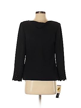 Donna Morgan 3/4 Sleeve Blouse Size 2 (Petite)