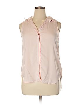 Cloth & Stone Sleeveless Blouse Size L