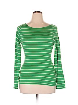 Heart Hips Long Sleeve T-Shirt Size L