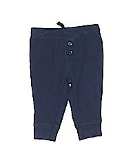 Carter's Boys Sweatpants Size 3 mo