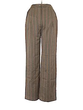 Christian Lacroix Wool Pants Size 38 (FR)