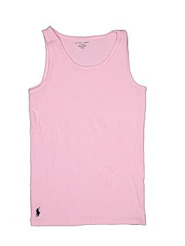 Ralph Lauren Tank Top Size 12 - 14