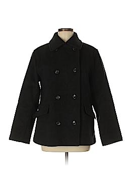J. Crew Wool Coat Size M