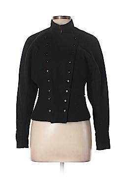 VERTIGO Wool Coat Size L