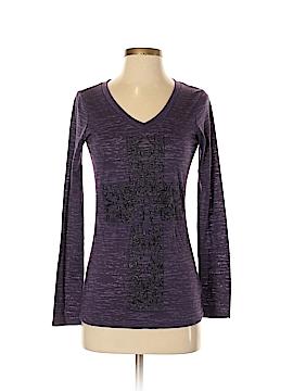 Vanity Long Sleeve T-Shirt Size S