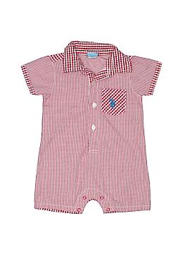 U.S. Polo Assn. Short Sleeve Outfit Size 6-9 mo