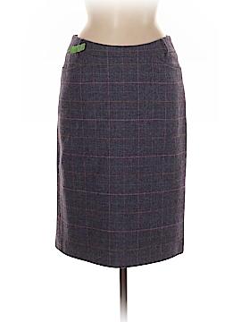 Lands' End Wool Skirt Size 6