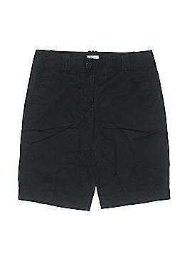 Ann Taylor LOFT Khaki Shorts Size 6