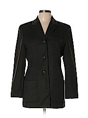 Lands' End Women Wool Blazer Size 10