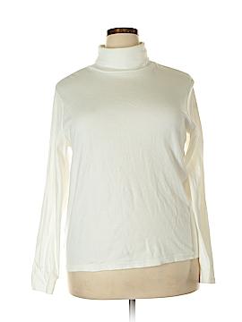 White Stag Long Sleeve Turtleneck Size XXL