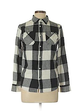 Urban Pipeline Long Sleeve Button-Down Shirt Size L