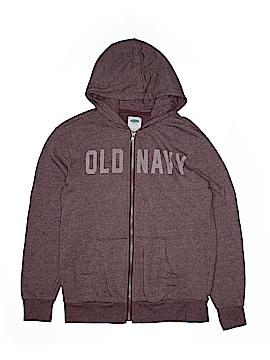 Old Navy Zip Up Hoodie Size X-Large kids (14-16)