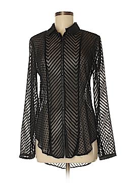 Yoana Baraschi Long Sleeve Blouse Size XS