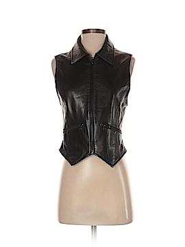 Michael Hoban Leather Jacket Size 5 - 6