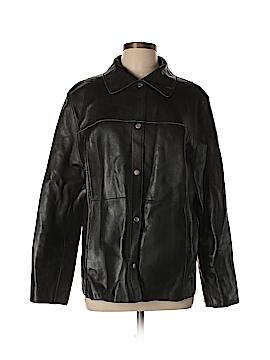B by Bernardo Leather Jacket Size XL