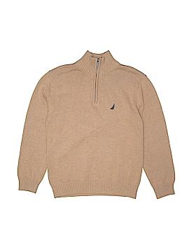 Nautica Jeans Company Pullover Sweater Size 10 - 12
