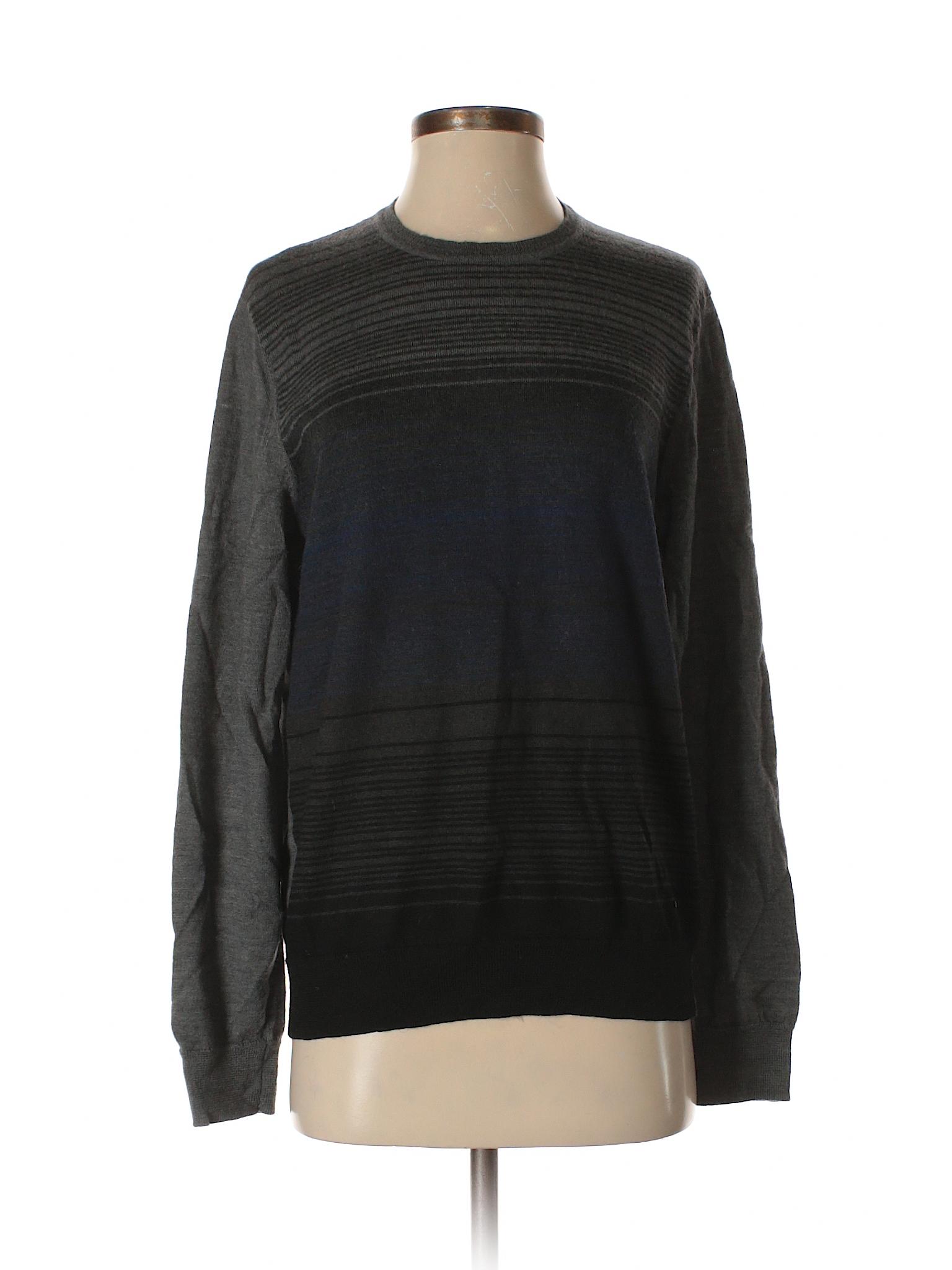 Pullover Sweater Calvin Klein Boutique Wool wTxPqIIO