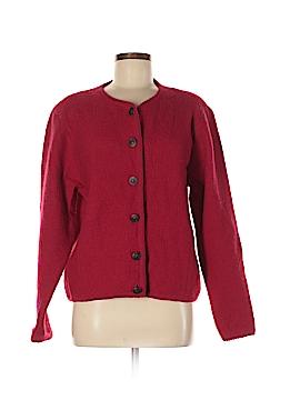 Stephanie Andrews Wool Cardigan Size M