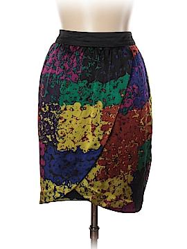 Trina Turk Silk Skirt Size 10