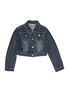 Total Girl Denim Jacket Size 6