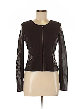 Cache Faux Leather Jacket Size M