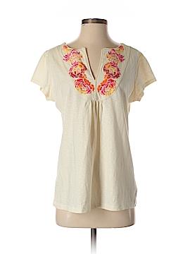 PureDKNY Short Sleeve Top Size 2