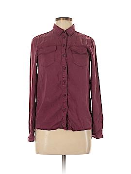 YMI Long Sleeve Button-Down Shirt Size XS