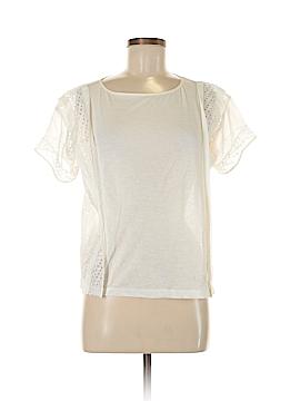 Vanessa Bruno Short Sleeve Top Size Sm (1)