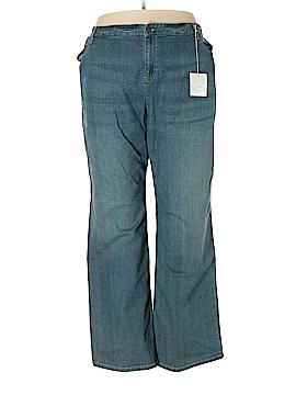 J.jill Jeans Size 24 (Plus)