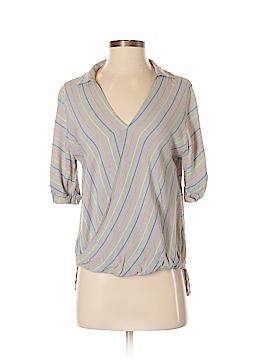 Teenplo Short Sleeve Blouse Size S