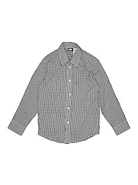 Star Wars Long Sleeve Button-Down Shirt Size 8