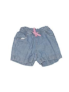 Lands' End Denim Shorts Size 7