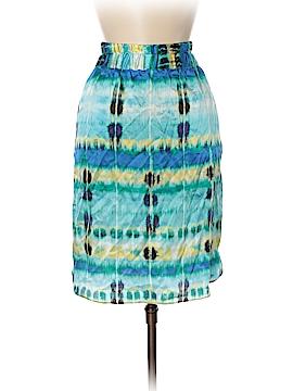 Banana Republic Silk Skirt Size 6 (Tall)
