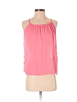 H&M L.O.G.G. Sleeveless Blouse Size 4
