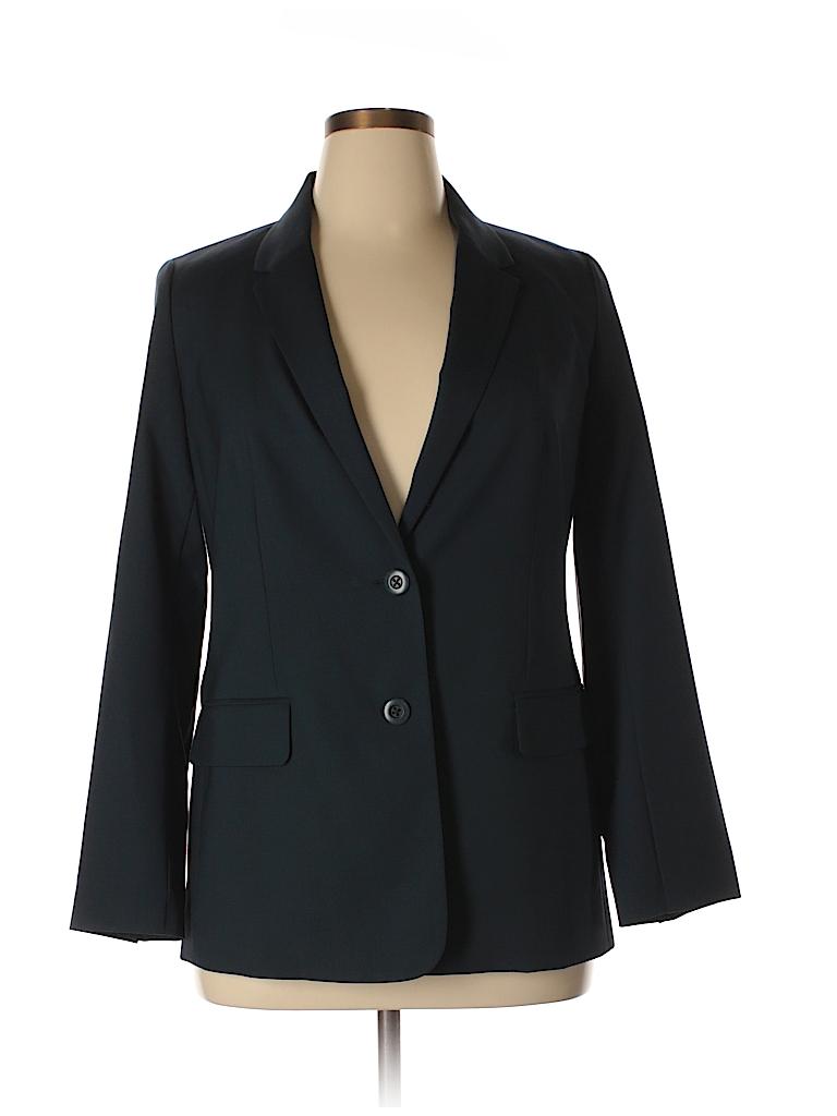 J.jill Women Wool Blazer Size 12
