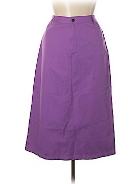 Jessica London Denim Skirt Size 14