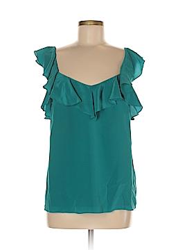 Tibi Sleeveless Silk Top Size 6