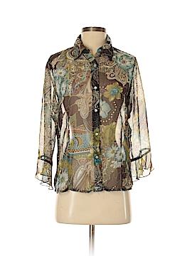 Nicola 3/4 Sleeve Blouse Size S