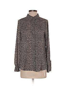 Apt. 9 Long Sleeve Button-Down Shirt Size XS