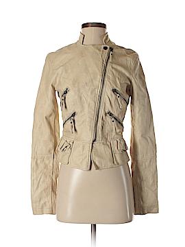 Vigoss Faux Leather Jacket Size S