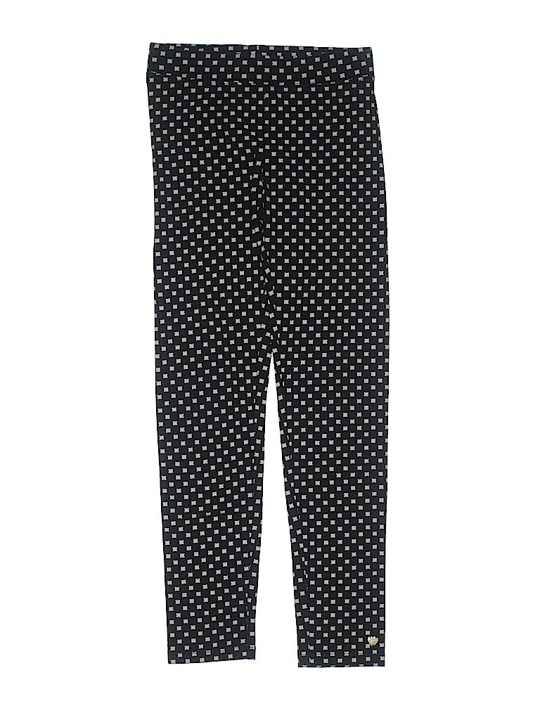 Juicy Couture Polka Dots Black Leggings Size L (Kids) - 94% off ... 3742f8c87cd0