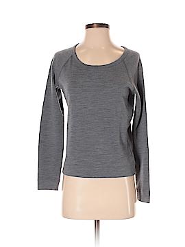 James Perse Sweatshirt Size Med (2)