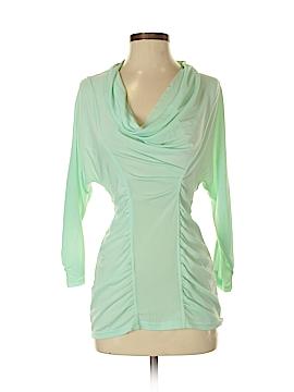 Bebe 3/4 Sleeve Blouse Size M