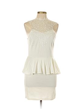 Iris Design Casual Dress Size L