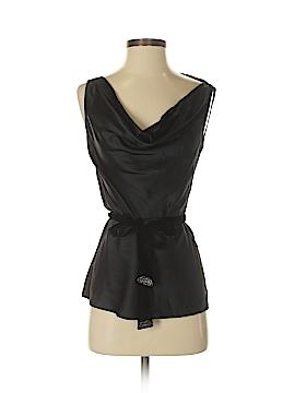 Tahari Sleeveless Silk Top Size XS