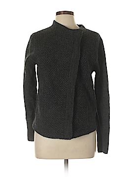 Caslon Wool Cardigan Size L