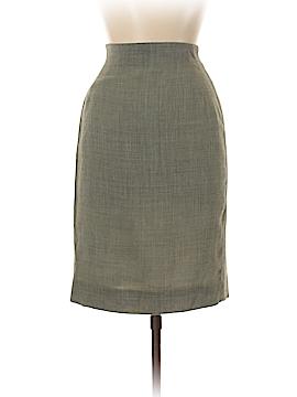 Krizia Wool Skirt Size 42 (IT)